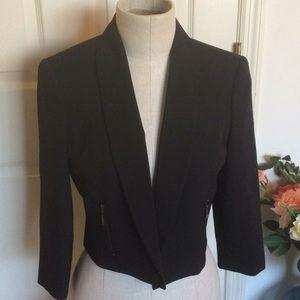 Nipon boutique black blazer size 4
